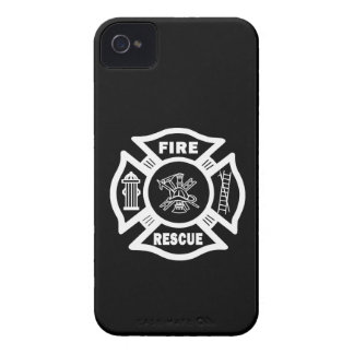 Fire Rescue iPhone 4 Covers
