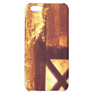 Fire Rescue Cover For iPhone 5C