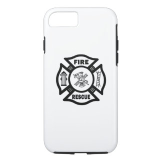 Fire Rescue iPhone 7 Case
