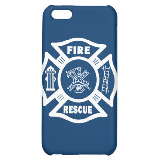 Fire Rescue iPhone 5C Cover
