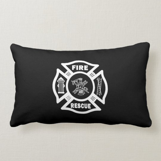 Fire Rescue Lumbar Pillow