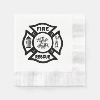 Fire Rescue Disposable Napkin