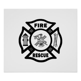Fire Rescue Print