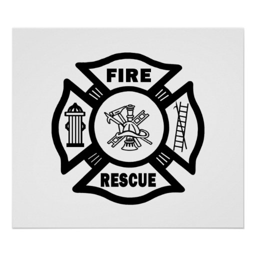 Fire Rescue Poster