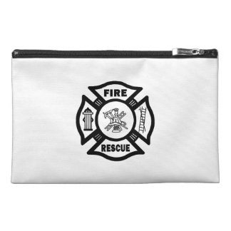 Fire Rescue Travel Accessory Bag