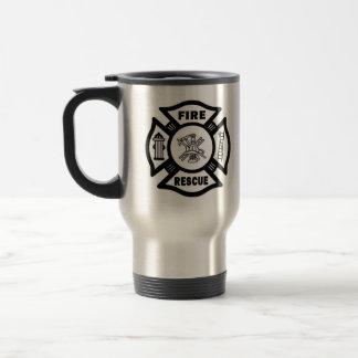 Fire Rescue Travel Mug
