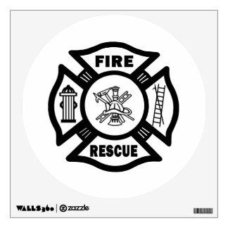 Fire Rescue Room Graphics