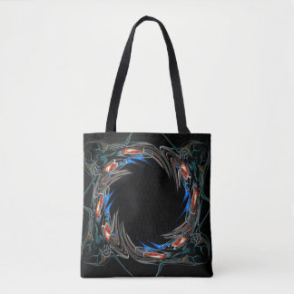 Fire Ring Tote Bag