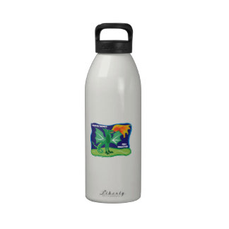 Fire Roasted Reusable Water Bottle