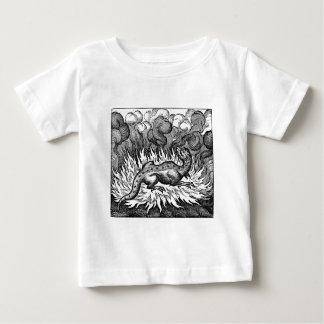 Fire Salamander Infant Shirt
