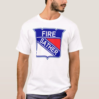 FIRE SATHER SHIRT