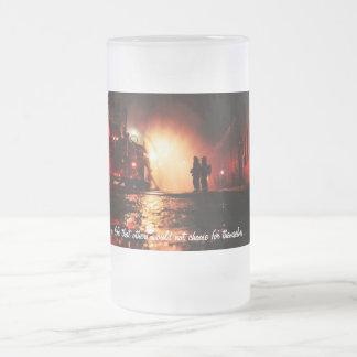 Fire Scene Mug