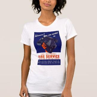 Fire Service T-Shirt