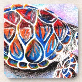 fire shell coaster
