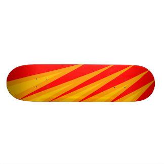 fire skateboard