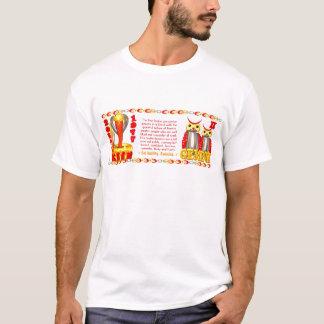 Fire Snake zodiac born 1977 Gemini T-Shirt