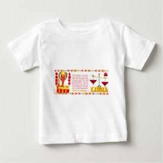 Fire Snake zodiac born 1977 Libra Baby T-Shirt