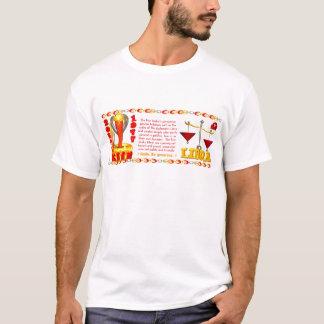 Fire Snake zodiac born 1977 Libra T-Shirt