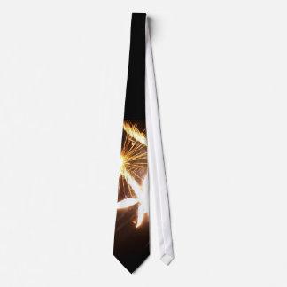 Fire Snap Neck Tie