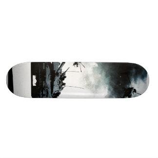 fire soldier 2 skateboard