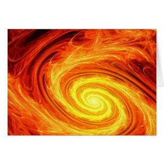 fire spiral 2 card