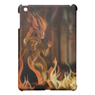 Fire Spirit iPad Mini Cases
