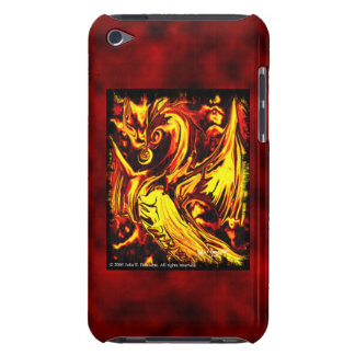 Fire Spirit iPod Touch Barely There Case