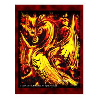Fire Spirit Postcard