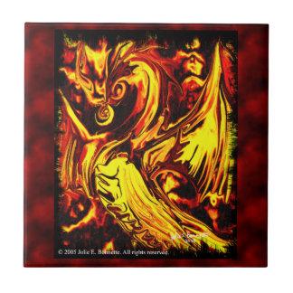 Fire Spirit Tile