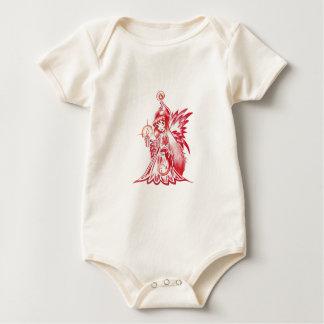 Fire Sprite Baby Bodysuit