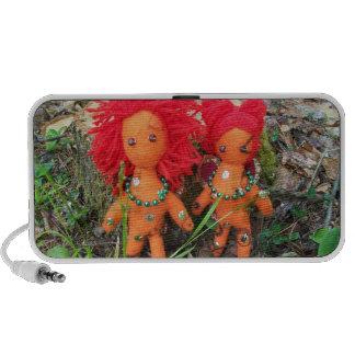 Fire Sprite Dolls Doodle Speaker