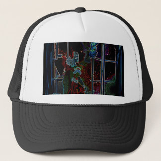 Fire Star Princess CricketDiane Fantasy Art Trucker Hat