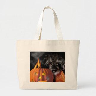 Fire Starter Jumbo Tote Bag