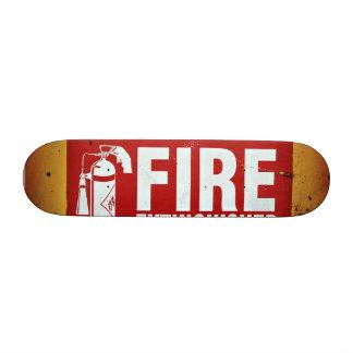 Fire Starter Skate Board Decks