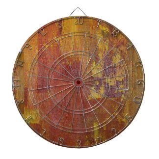 Fire Storm Dartboard With Darts