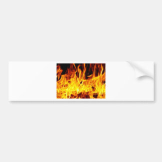 Fire Style Bumper Stickers