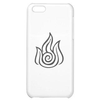 Fire Symbol iPhone 5C Cover
