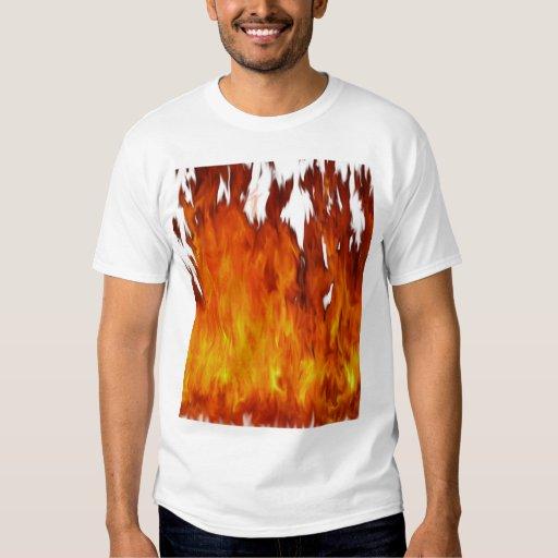 FIRE! TEE SHIRT