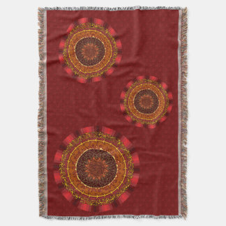 Fire Throw Blanket