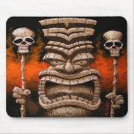 Fire Tiki Mousepad