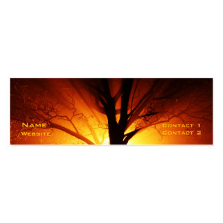 Fire Tree Business Card