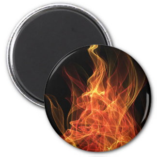 Fire Triangle Magnet