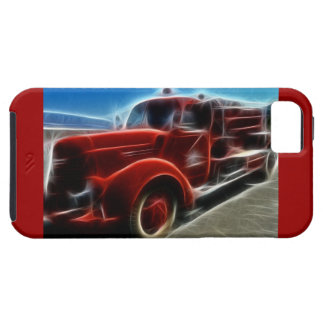 fire-truck-68276 DIGITAL REALISM HOT TRANSPORTTION iPhone 5 Covers