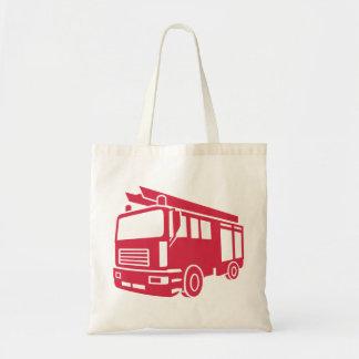 Fire truck bags