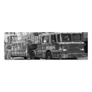 Fire Truck Business Card