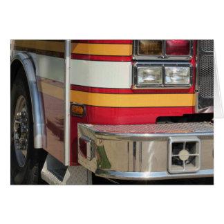 Fire Truck! Card