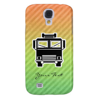 Fire Truck Samsung Galaxy S4 Cover