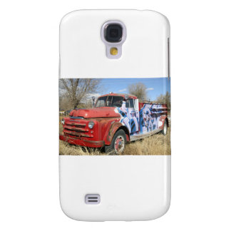 Fire Truck Cemetary Galaxy S4 Covers