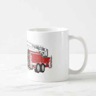 Fire Truck Coffee Mug