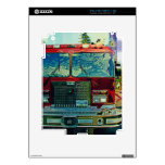 FIRE TRUCK FIRE ENGINE Device Skins Skin For iPad 2